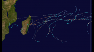 From Wikipedia on Indian Ocean Cyclones 1993/4